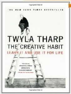 The Creative Habit Book Cover
