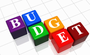 Marketing Budget Graphic