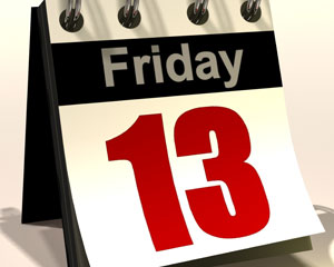 Friday 13th Graphic