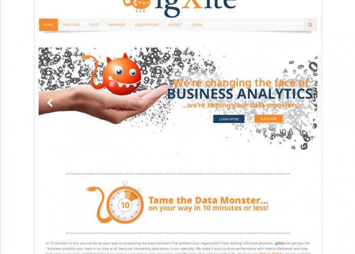 igXite_home_page