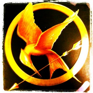 The Hunger Games Medallion