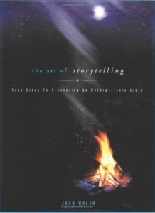 The Art of Storytelling Book Cover