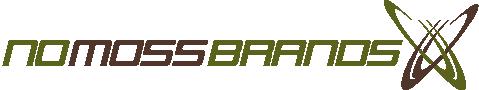 No Moss Brands Logo in 2 color